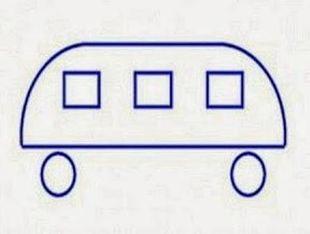 Ένα test που θα σας αφήσει άφωνους! Προς τα πού πάει το σχολικό; Δεξιά ή αριστερά;