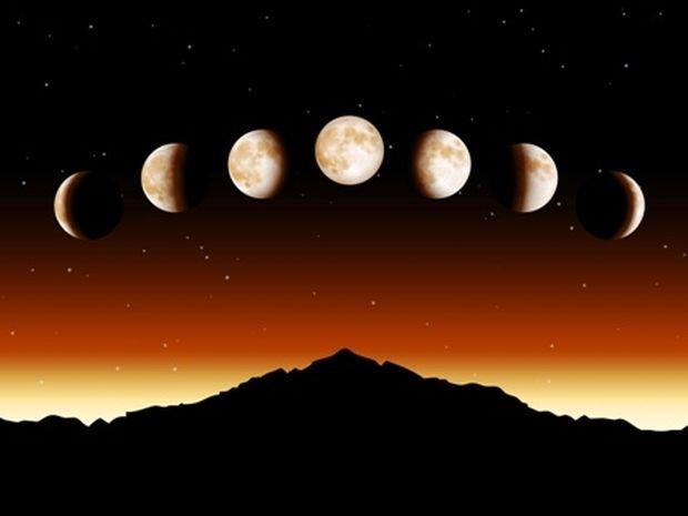 Ελλάδα: τα σεληνιακά φαινόμενα του Οκτωβρίου