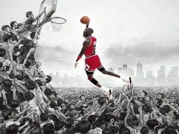 Πως ο Michael Jordan ξεφτίλισε τον προκλητικό OJ Mayo!