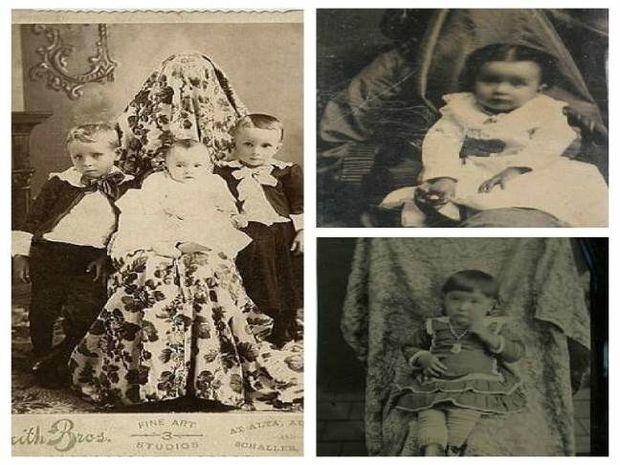 Τα πιο... ανατριχιαστικά οικογενειακά πορτραίτα που έχουμε δει