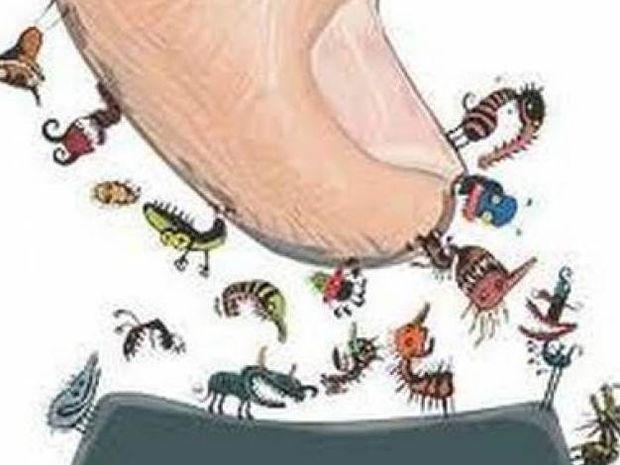 ΠΡΟΣΟΧΗ: Δειτε τις 8 φωλιές μικροβίων που ακουμπάμε καθημερινά