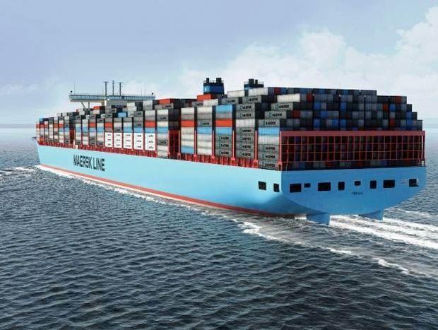 Βίντεο: Το μεγαλύτερο πλοίο του κόσμου σε 76 δευτερόλεπτα!