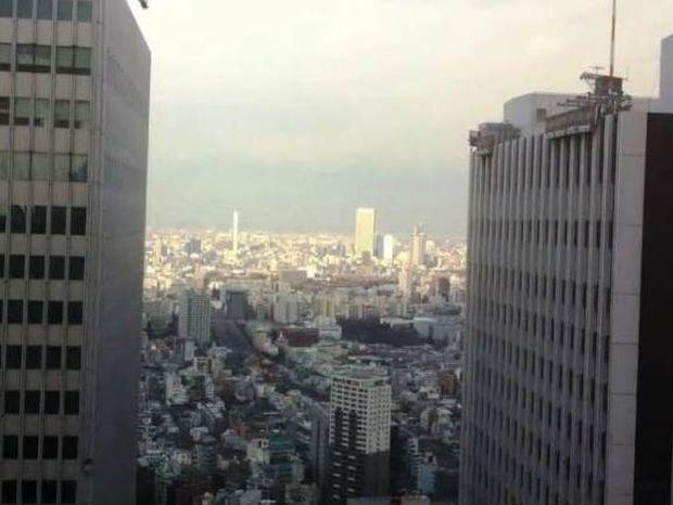Bίντεο - σοκ: Η ταλάντωση των κτιρίων μετά από καταστροφικό σεισμό!