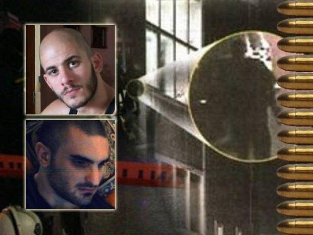 O δολοφόνος πυροβόλησε 13 φορές σε 8 δευτερόλεπτα!