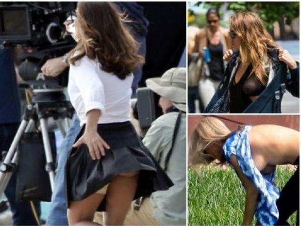 Τα sexy στιλιστικά ατυχήματα των stars για το 2013 μέχρι και σήμερα
