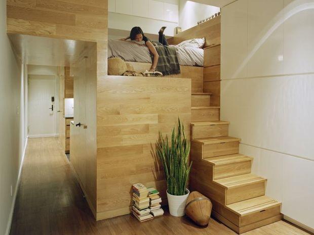 ΠΑΝΕΜΟΡΦΟ: Διαμέρισμα 46 τ.μ. είναι το πιο ωραίο μικρό σπίτι στον κόσμο!