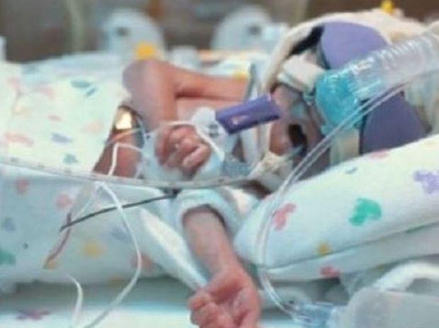 Δείτε το συγκινητικό βίντεο με το μωρό που νίκησε τη μάχη για τη ζωή!