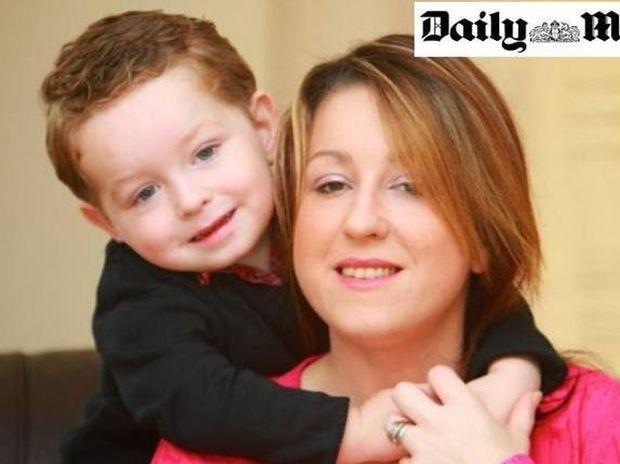 Το μωρό-θαύμα που έσωσε τη μητέρα του από τον καρκίνο