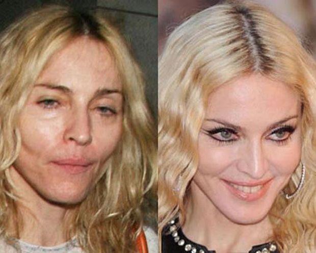 ΔΕΙΤΕ: Kυρίες του Hollywood χωρίς ίχνος μακιγιάζ!