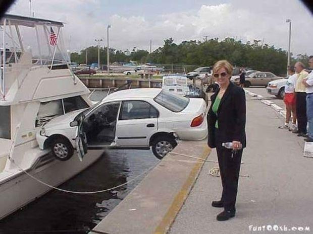 Ξεκαρδιστικό βίντεο: Οι χειρότερες γυναίκες οδηγοί