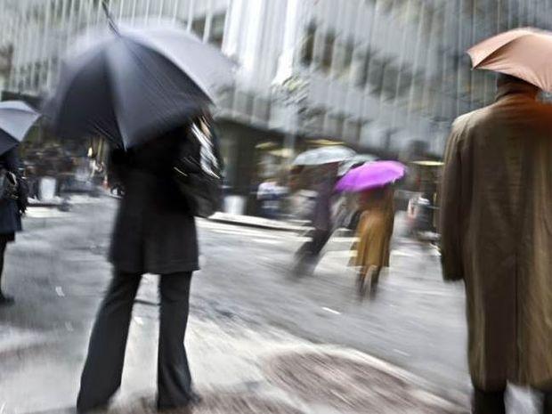 Με κρύο και βροχές θα υποδεχθούμε το 2014