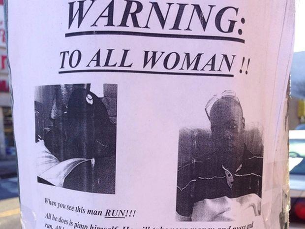 Όταν δείτε αυτόν τον άντρα τρέξτε!