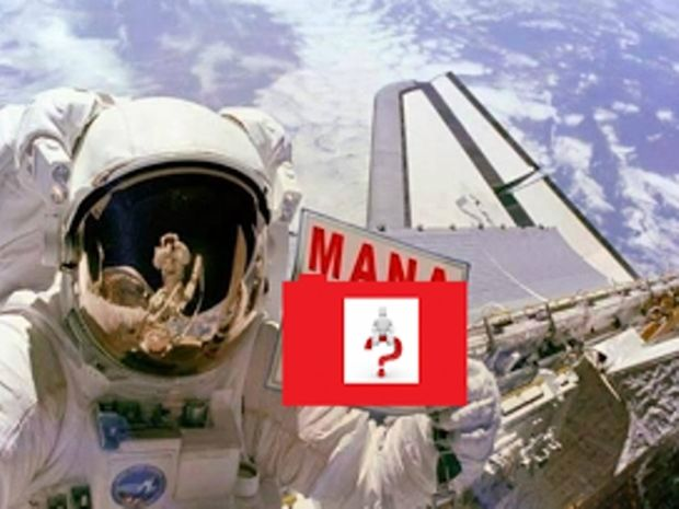 ΔΕΙΤΕ: Χαμός στο διαδίκτυο με το μήνυμα του Έλληνα αστροναύτη!