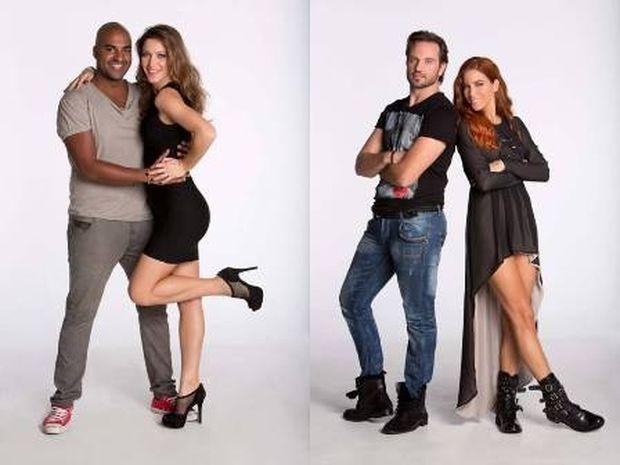 Τελικός Dancing with the Stars 4: Κριός εναντίον Τοξότη και τούμπαλιν