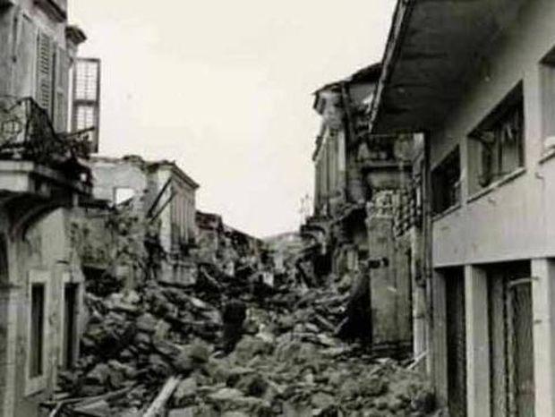Σαν σήμερα: Ο μεγάλος σεισμός του 1867 που ισοπέδωσε την Κεφαλονιά