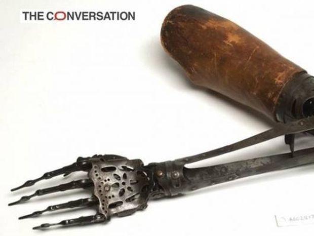Δέκα τρομακτικά ιατρικά εργαλεία από το παρελθόν (φωτογραφίες)