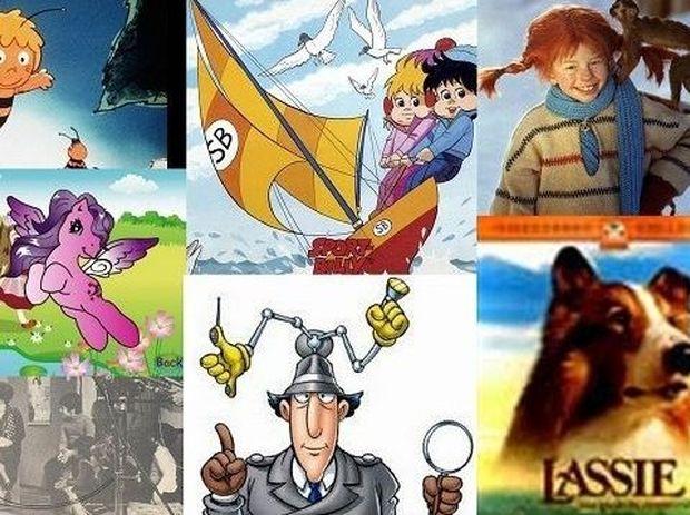 Αυτές είναι οι παιδικές σειρές που αγαπήσαμε! (εικόνες)