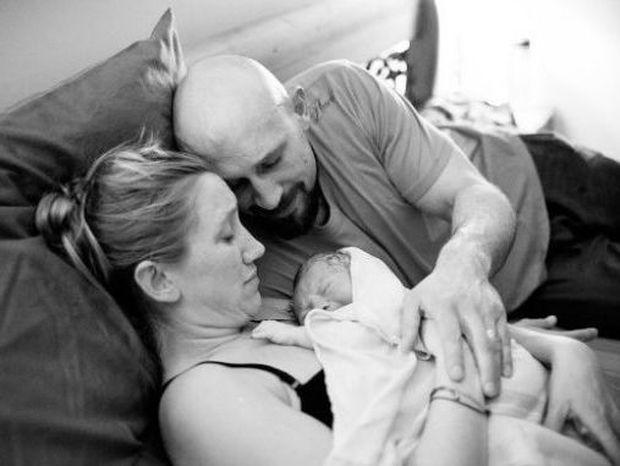 Αληθινή ιστορία: «Γέννησα το μωρό μου στις 42 εβδομάδες μέσα στο σπίτι που μεγάλωσα!»