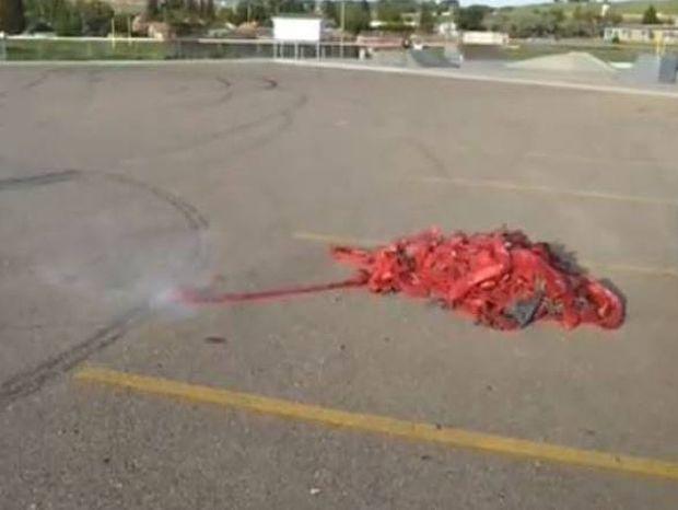 Δείτε τι συμβαίνει όταν 128.000 πυροτεχνήματα σκάνε ταυτόχρονα (video)