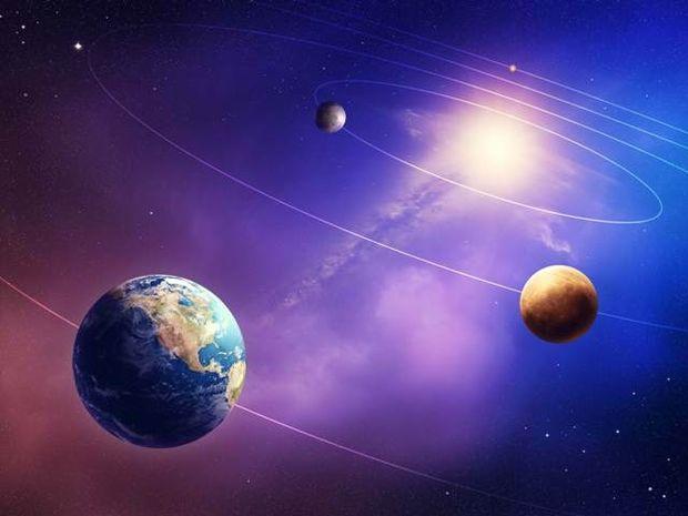 Πλανητικό σκηνικό Μαρτίου 2014