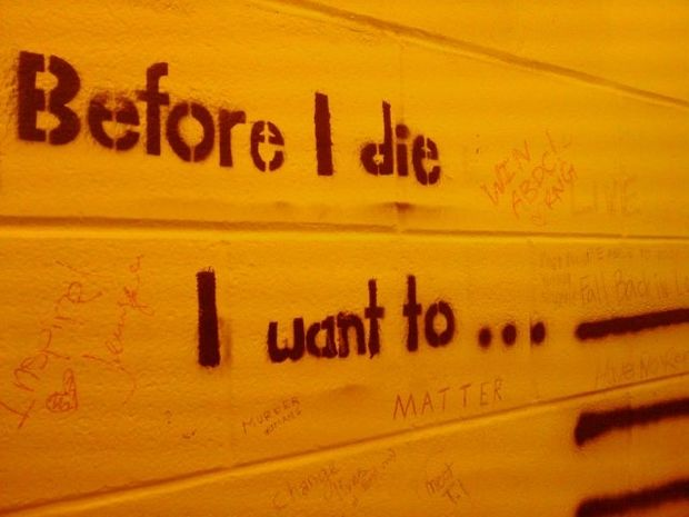 Τι μετανιώνουν οι άνθρωποι λίγο πριν πεθάνουν...