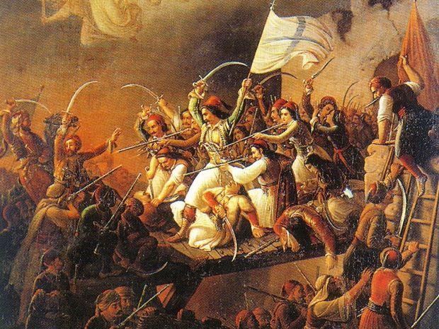 VIDEO: ΤΙΜΗ ΚΑΙ ΔΟΞΑ ΣΤΟΥΣ ΗΡΩΕΣ ΤΟΥ 1821