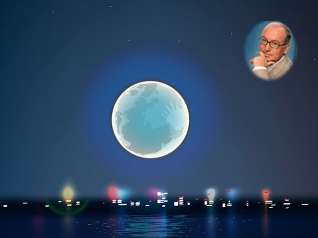 Κώστας Λεφάκης: Η κρίσιμη Πανσέληνος και έκλειψη Σελήνης του Απριλίου