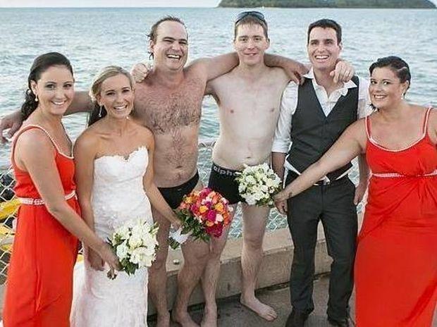 Βίντεο: Απίστευτο περιστατικό - Δείτε τι συνέβη στο γάμο τους!