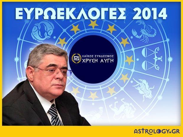 Ευρωεκλογές 2014: Νίκος Μιχαλολιάκος - Έγκλειστος νικητής