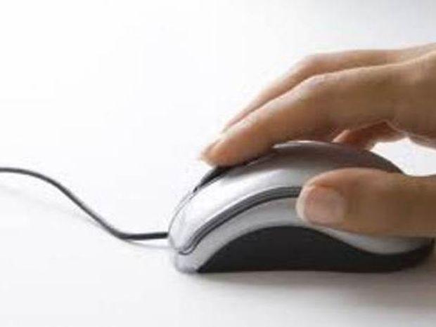 Δείτε πόσες θερμίδες καίμε κάνοντας ένα κλικ με το ποντίκι