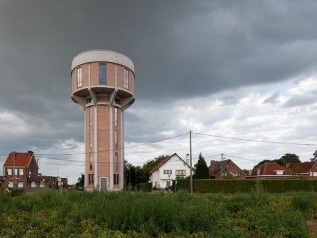 ΑΠΙΣΤΕΥΤΕΣ ΕΙΚΟΝΕΣ: Πόσο εντυπωσιακό σπίτι μπορεί να γίνει ένα παλιό υδραγωγείο;