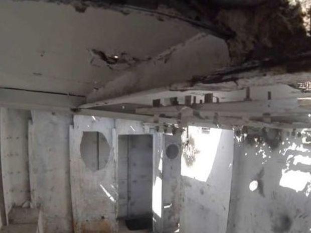 ΕΝΤΥΠΩΣΙΑΚΟ: Πώς είναι όταν ένα πλοίο βυθίζεται; (βίντεο)