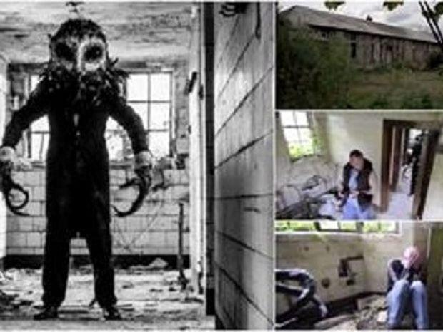 ΕΠΑΘΑΝ ΣΟΚ: Τρομακτική φάρσα σε εγκαταλειμμένο νοσοκομείο! (βίντεο)
