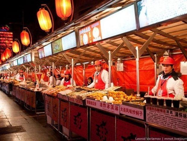 Τα fast food στην Κίνα – Θα πάθετε ΣΟΚ!