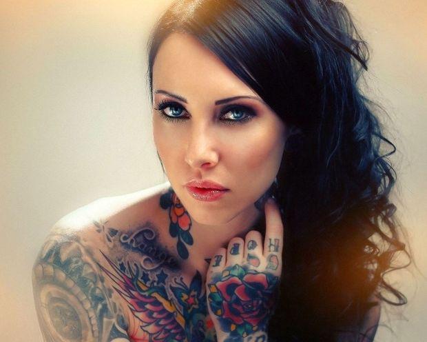 ΣΟΚΑΡΙΣΤΙΚΟ: Πώς γίνονται τα τατουάζ όταν γεράσεις!