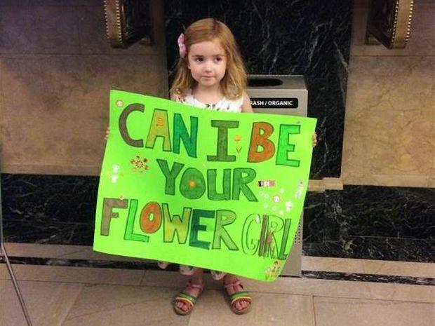 Αυτό το κοριτσάκι κατάφερε να κάνει το όνειρό της πραγματικότητα! Δείτε τι έκανε! (photos)