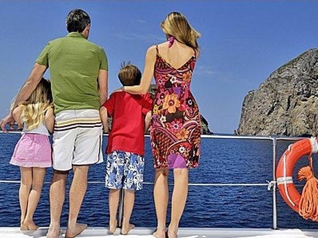 Τα 6 μυστικά για να περάσετε καλά στις οικογενειακές διακοπές!