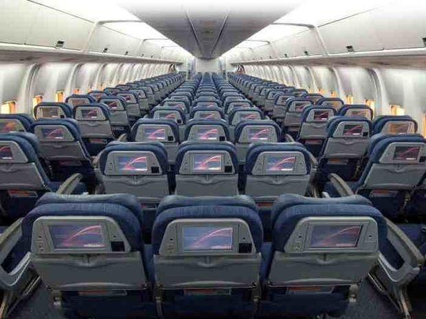 Δείτε ποιες είναι οι ασφαλέστερες θέσεις στο αεροπλάνο