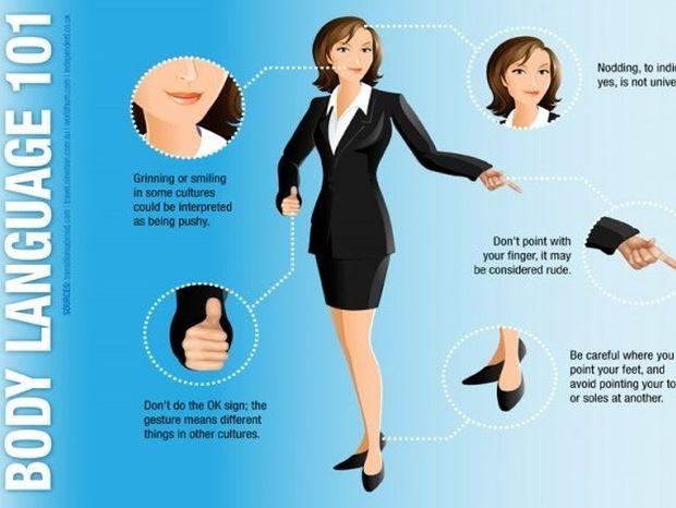 Γλώσσα σώματος: Πώς να καταλαβαίνεις αν σε συμπαθούν ή όχι
