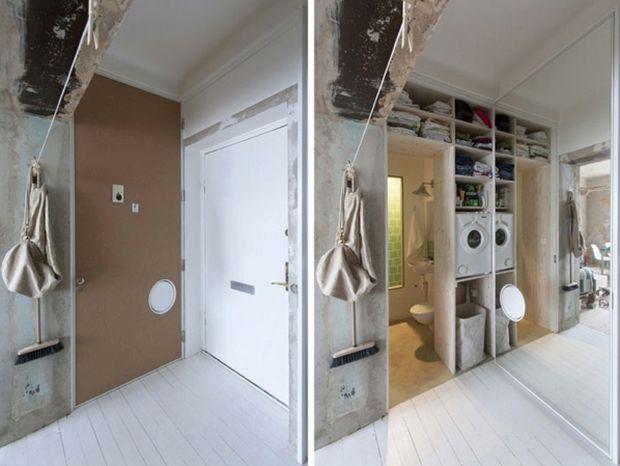 Ένα φανταστικό διαμέρισμα 36 τετραγωνικών (pics)