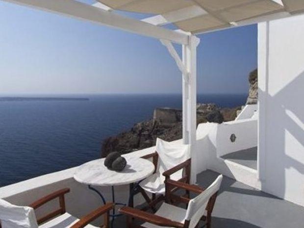 Σαντορίνη: Διαθέτει το πιο ρομαντικό ξενοδοχείο στον κόσμο!