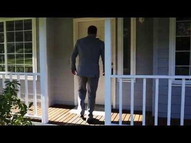 Το πιο γλυκό «Πρώτο Ραντεβού» ενός παντρεμένου μπαμπά (βίντεο)