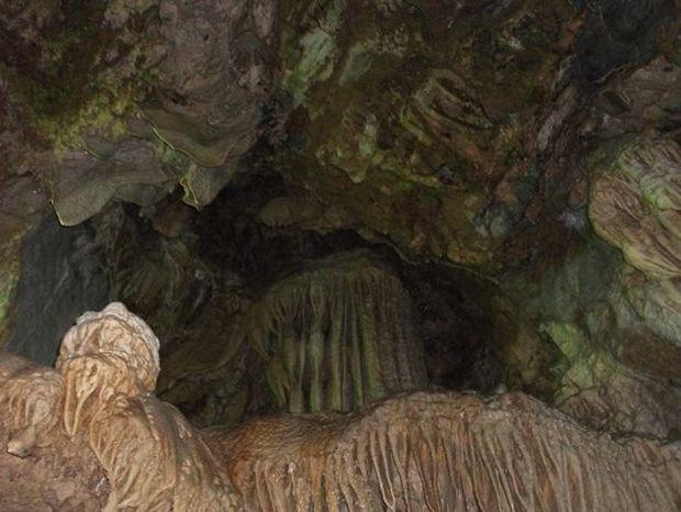 Ταξίδι στις σπηλιές της Ελλάδας