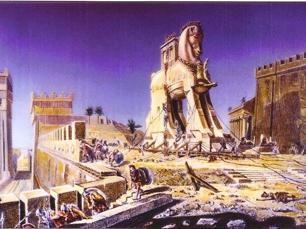 Αστρολογική επικαιρότητα, 6/11: Η ανακάλυψη του Δούρειου Ίππου από Τούρκους αρχαιολόγους