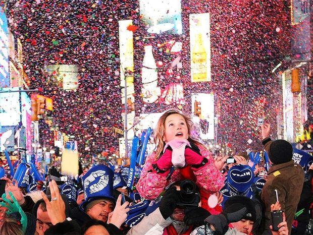 Οι πιο πολυσύχναστες πόλεις στον κόσμο για Παραμονή Πρωτοχρονιάς