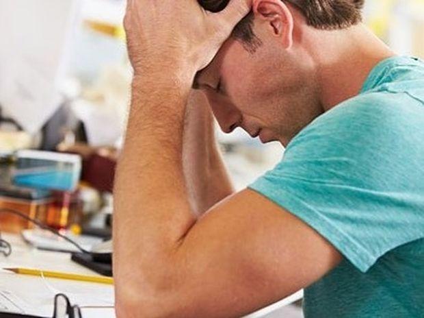 Έχω πολύ άγχος με τη δουλειά, τι να κάνω;