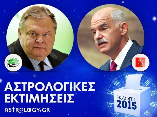 Εκλογές 2015: Ευάγγελος Βενιζέλος & Γιώργος Παπανδρέου - Για μια θέση στον ήλιο