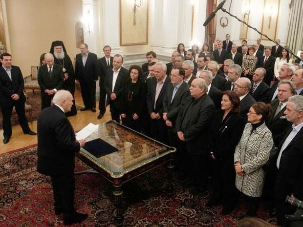 Τι δείχνει το ωροσκόπιο της ορκωμοσίας της Κυβέρνησης Τσίπρα;