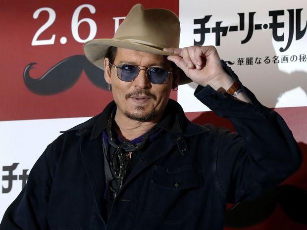 Ζώδια και αστέρια: Θα τρελαθείς! Επίθεση χωρίς προηγούμενο στον Johnny Depp