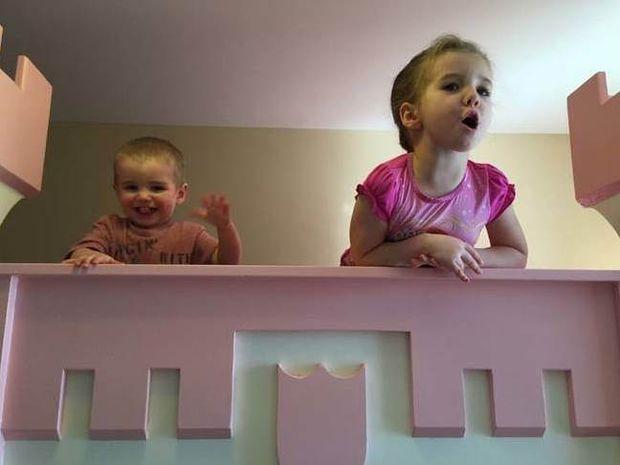 Ένας πατέρας έφτιαξε κάτι πανέμορφο για την μικρή του πριγκίπισσα! (εικόνες)